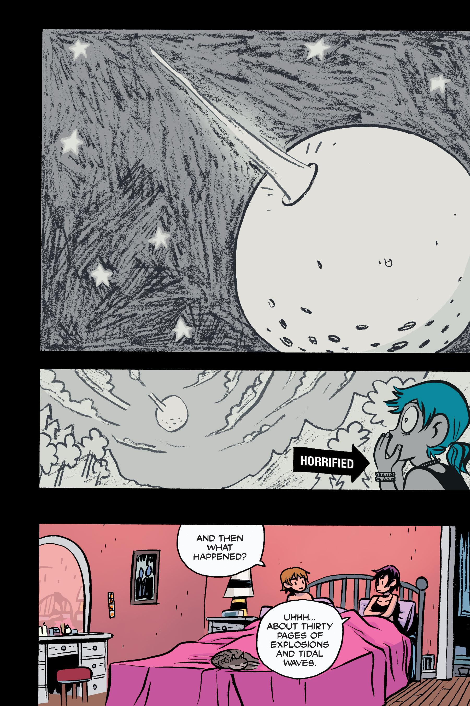 Read online Scott Pilgrim comic -  Issue #3 - 82