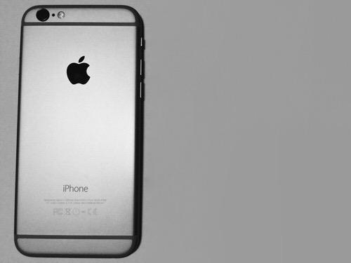 iPhone6に32GBがない理由
