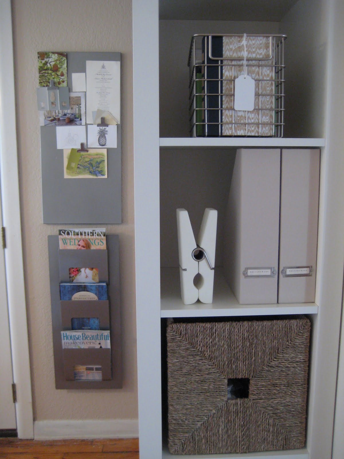 IRON & TWINE Ikea Expedit -> Ikea Wandregal Expedit