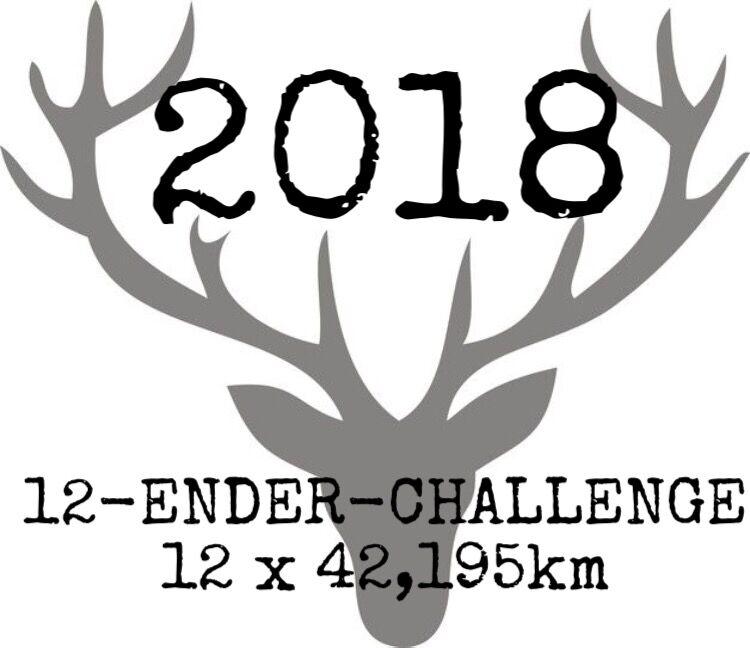 (Meine) 12-ENDER CHALLENGE 2018