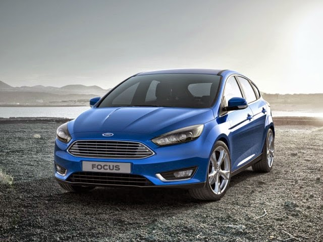 2015 Ford Focus New