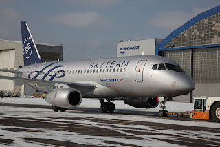 sukhoi superjet 100 aeroflot, superjet 100, aeroflot, aeroflot airlines, russian airlines