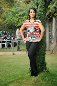 Ester Noronha photos bheemavaram bullodu press meet-thumbnail-14
