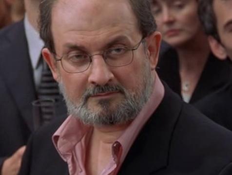 Cameo de Salman Rushdie en El diario de Bridget Jones - Cine de Escritor