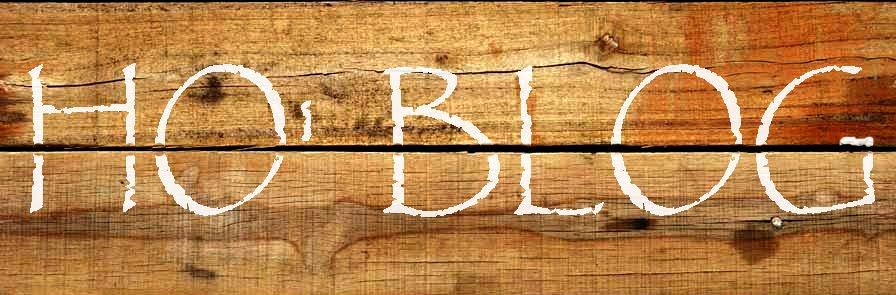 HO' BLOG