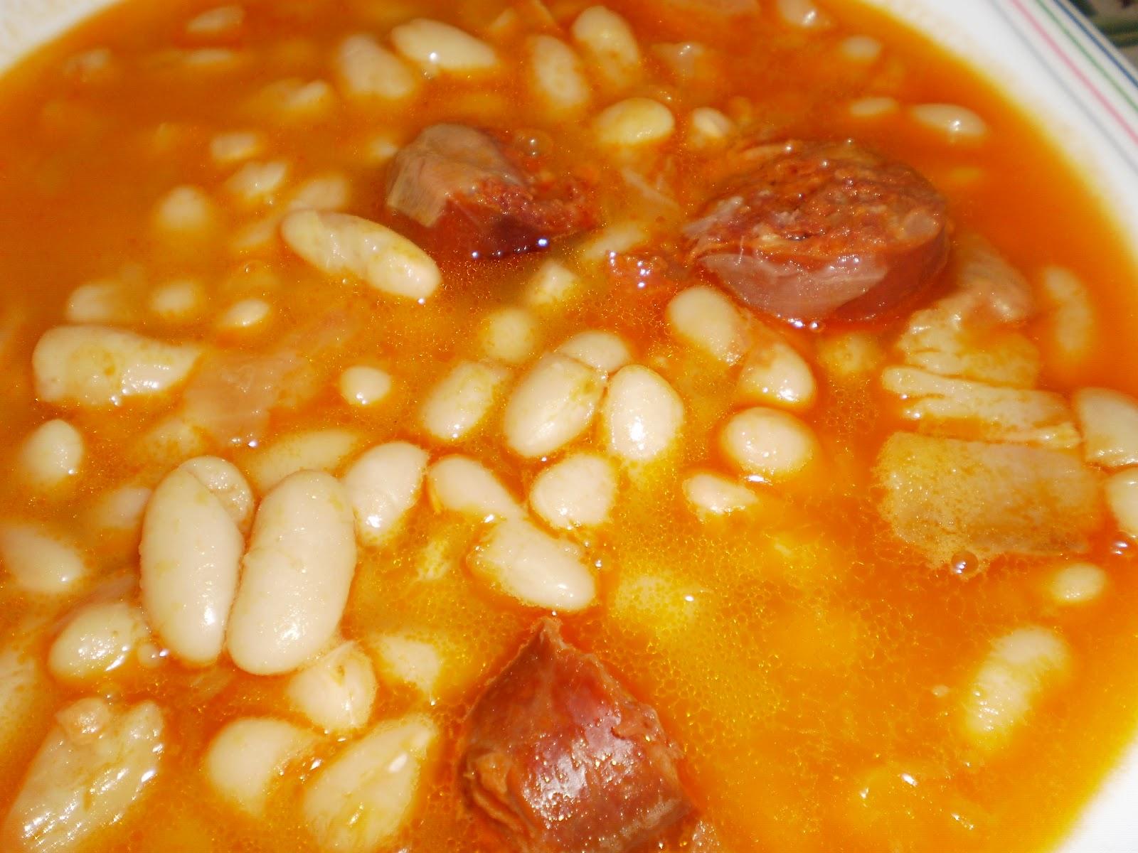 Cocina sin tonterias fabada asturiana for Como cocinar fabada asturiana