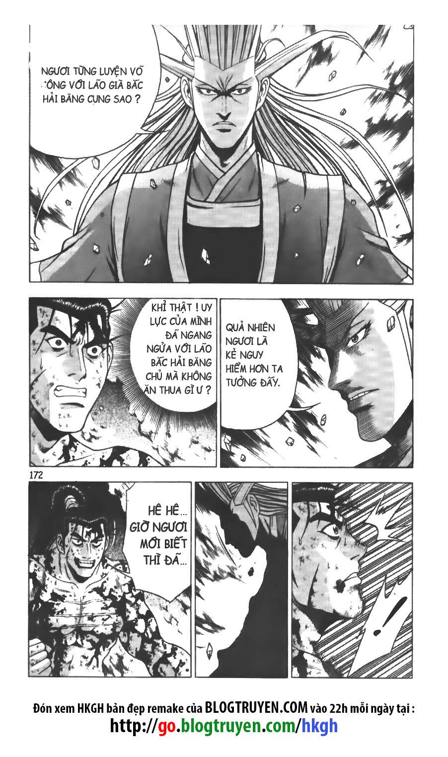 Hiệp Khách Giang Hồ chap 221 Trang 3 - Mangak.info