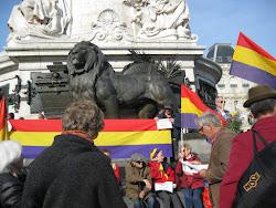 Magníficas celebraciones del 86 aniversario de la República Española en Bobigny y París, 14 de abri