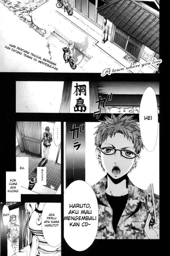 Manga Kimi Ni Iru Machi Page 1