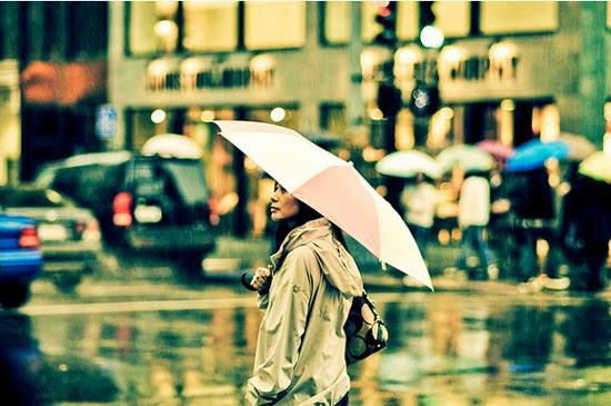 Rain waiting