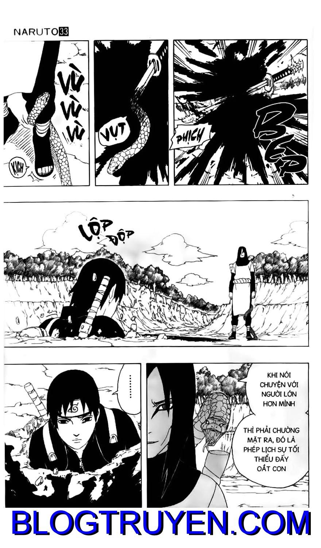 Naruto chap 297 Trang 5 - Mangak.info