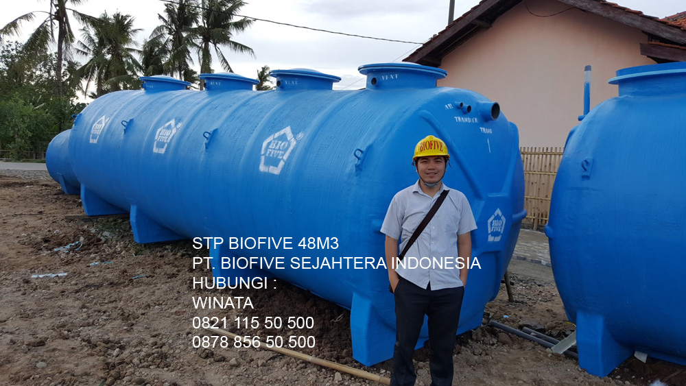 Produsen Septic Tank Biofive