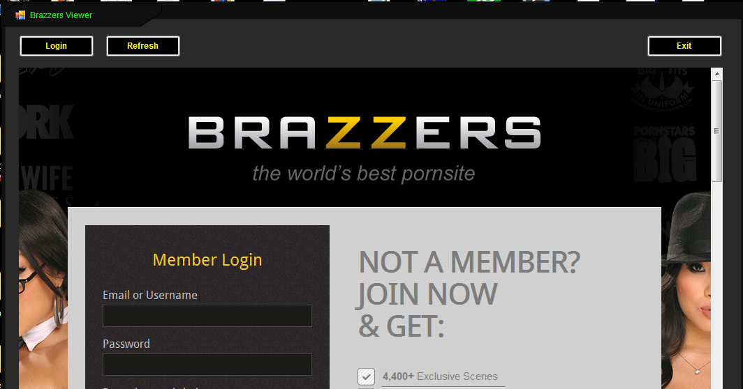 Every Time You Open The Brazzers Watcher Its Generating One Account Which Is Not Curently Using By Anyone Else I Have To Mention That This Is Not My Tool