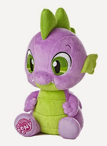 10 Inch Spike Aurora Plush Listed On Amazon Mlp Merch