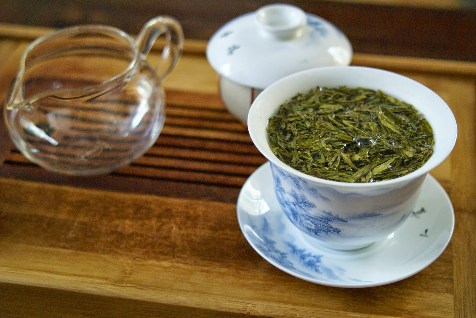bateau à thé ou plateau à thé