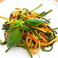 http://bonjouralsace.blogspot.fr/2015/06/sommerliche-pasta-mit-karotten-zucchini.html