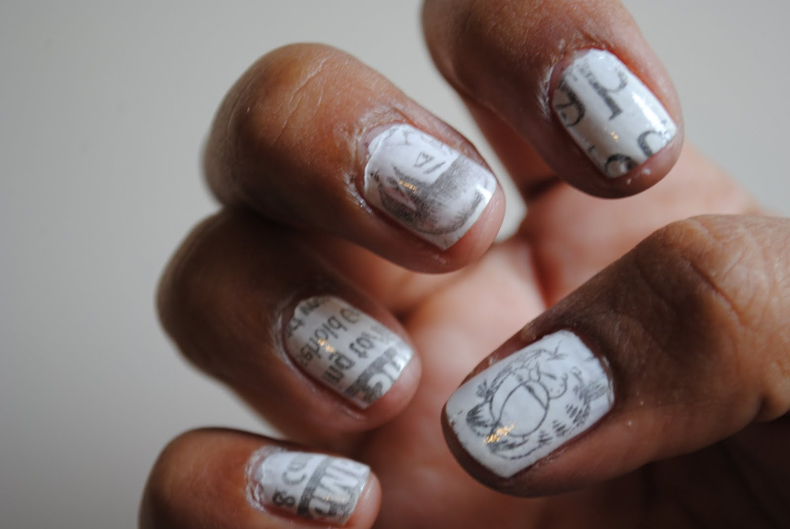 Easy Designs To Do On Nails Nails Gallery