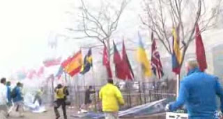 At least three dead, 130 injured after bombs explode at Boston Marathon