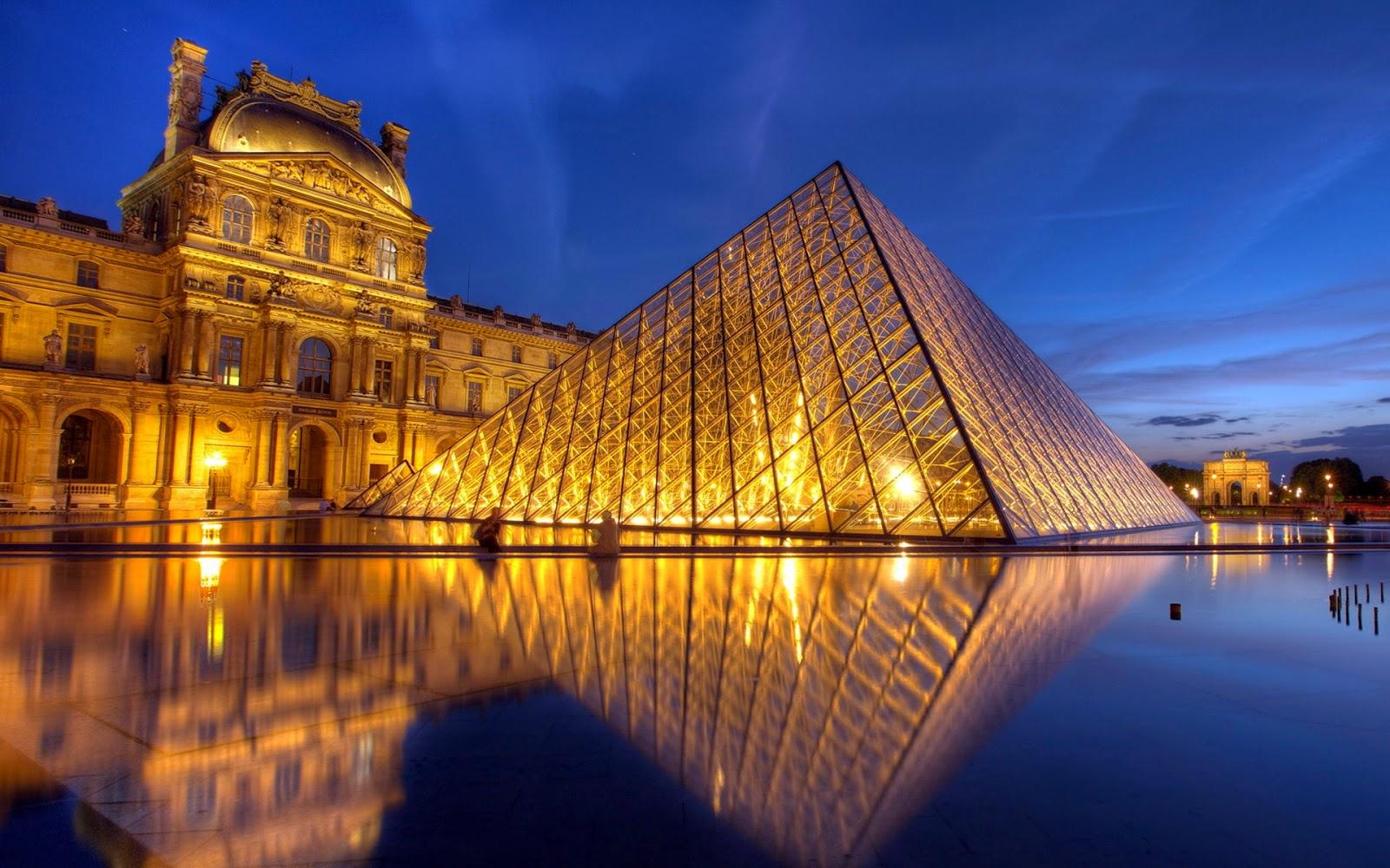 اجمل معالم باريس السياحية