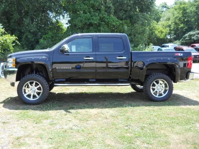 Truck Conversions For Sale: 2012 Chevy 1500 Rocky Ridge Altitude Conversion