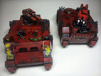 RAZORBACK - BLOOD ANGELS - WARHAMMER 40000 11