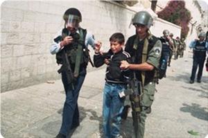 Penggaris Bocah Palestina yang Menakutkan Polisi Israel