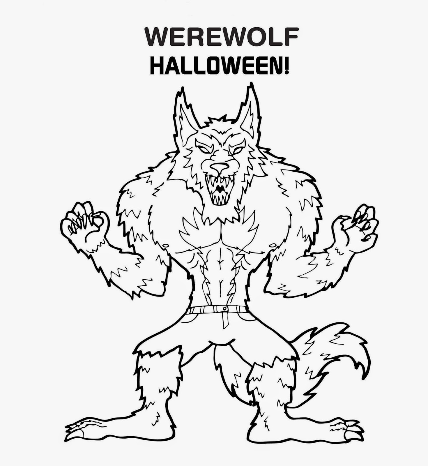 scary wolf coloring pages coloring pages