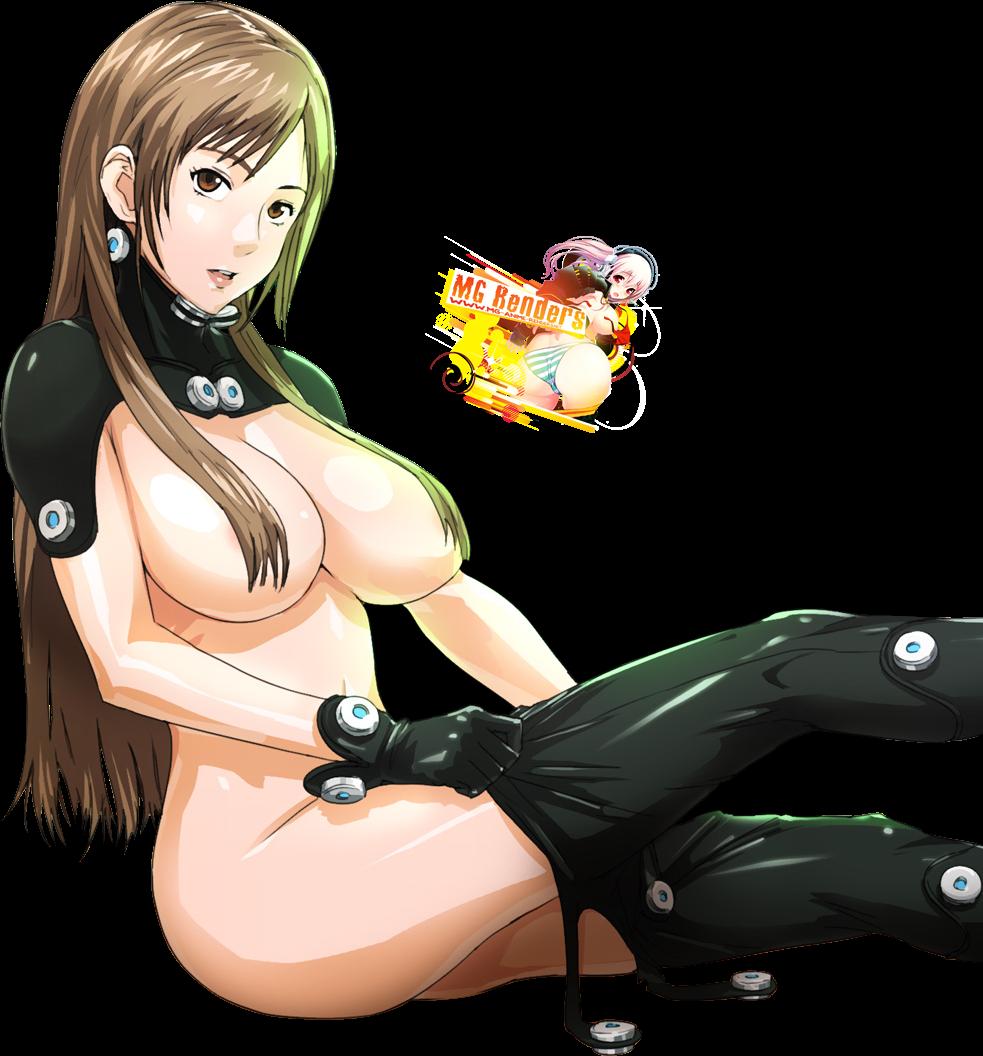 Tags: Anime, Render,  Gantz,  Shimohira Reika,  PNG, Image, Picture