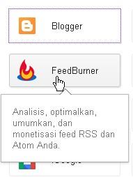 Bagaimana Cara Membuat Blogger Feed