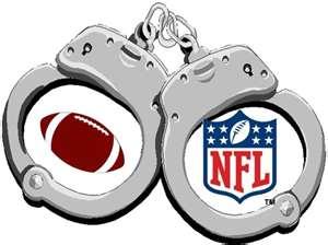 NFL Police Beat