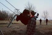 Necesitaba tus besos para continuar, pero no estabas.