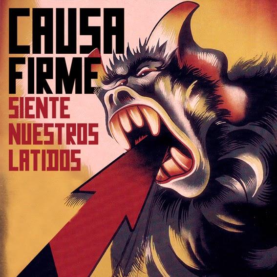 CAUSA FIRME -Siente nuestros latidos- LP