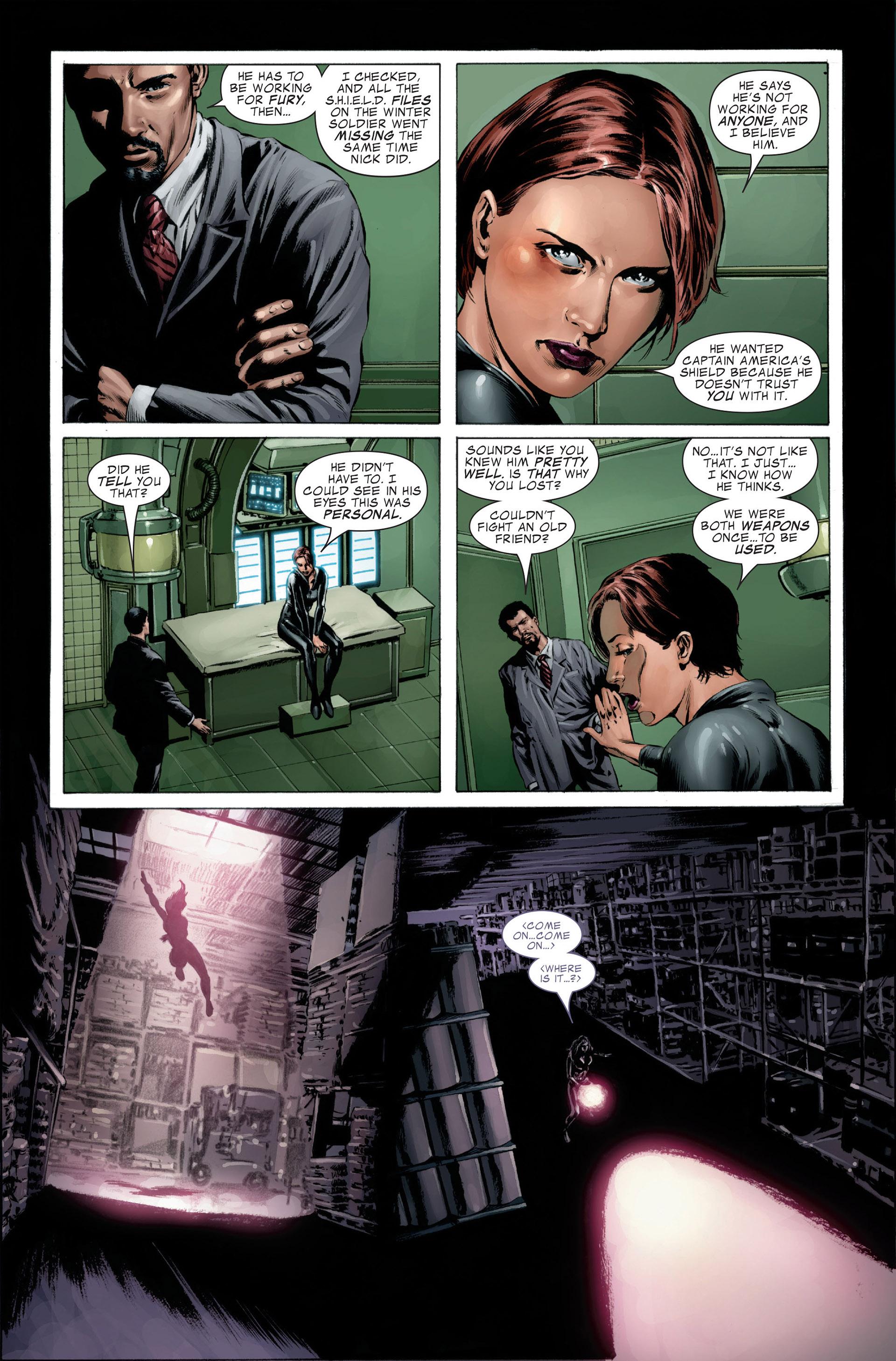 Captain America (2005) Issue #27 #27 - English 23