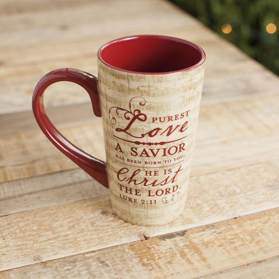 Christian latte mug Dayspring