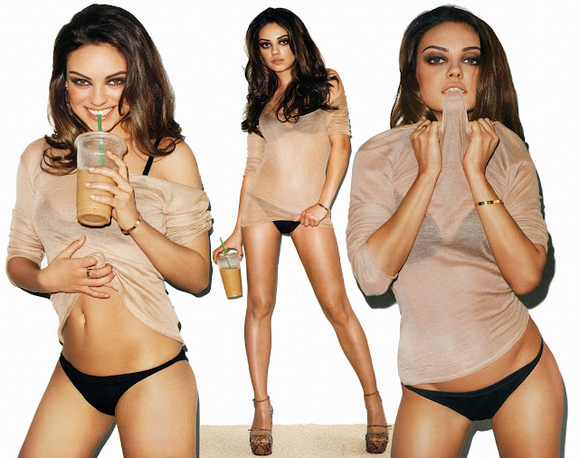 Mila Kunis – GQ Magazine (August 2011)