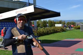 Roberto Schmits: atleta do Tiro Esportivo brasileiro