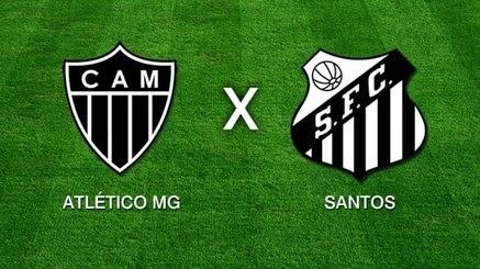 Atlético Mineiro x Santos