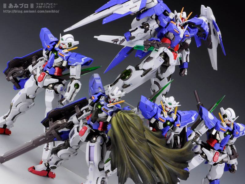 GN-001RE Gundam Exia Repair | The Gundam Wiki | Fandom powered by ...