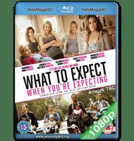 QUÉ ESPERAR CUANDO ESTÁS ESPERANDO (2012) FULL 1080P HD MKV ESPAÑOL LATINO