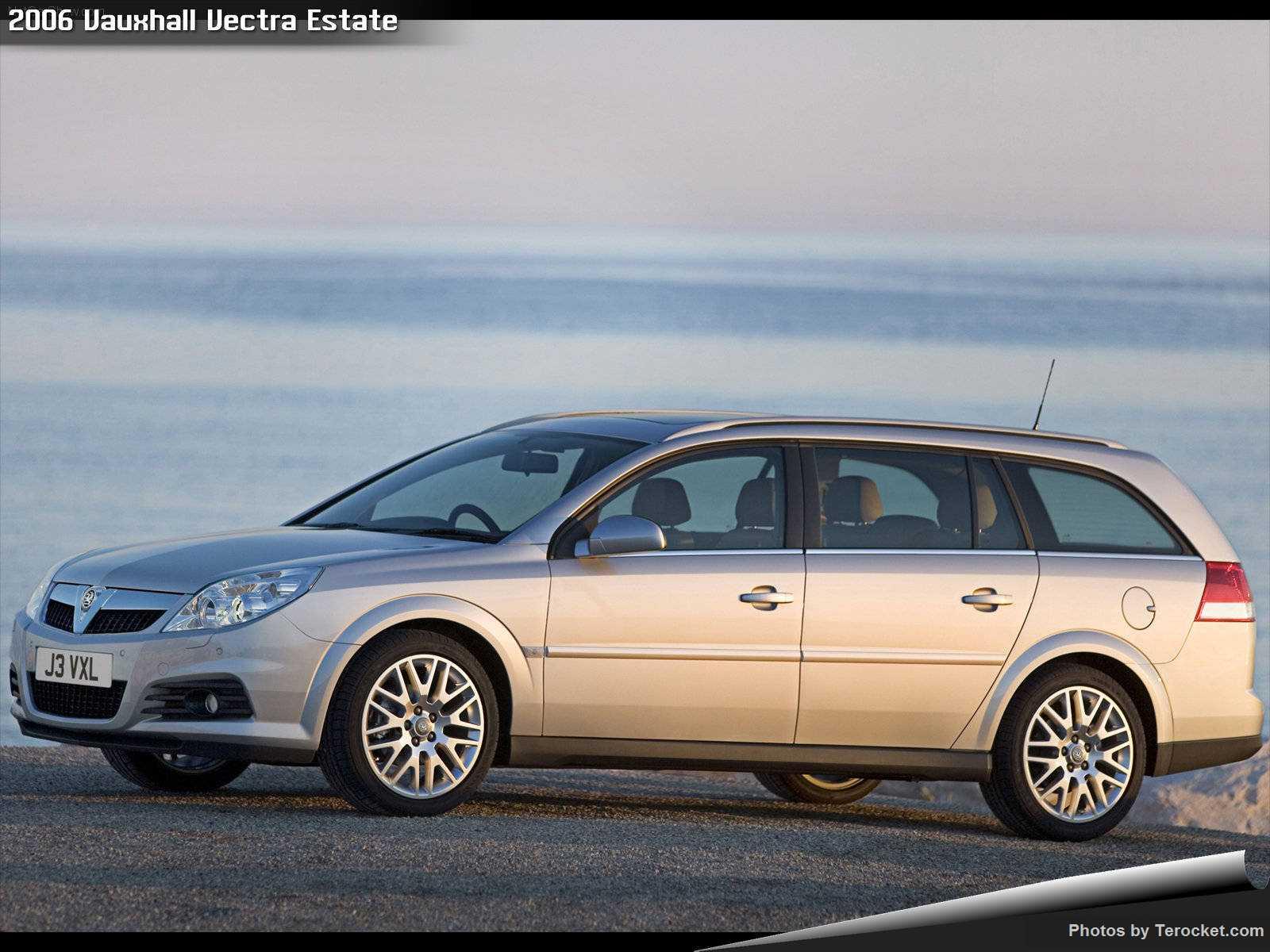 Hình ảnh xe ô tô Vauxhall Vectra Estate 2006 & nội ngoại thất