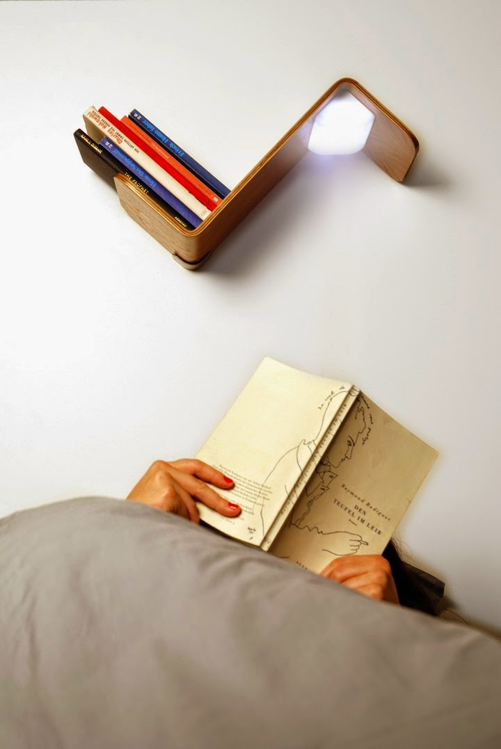 Lili Lite - Place the Open Book to Turn off the Light Seen On www.coolpicturegallery.us
