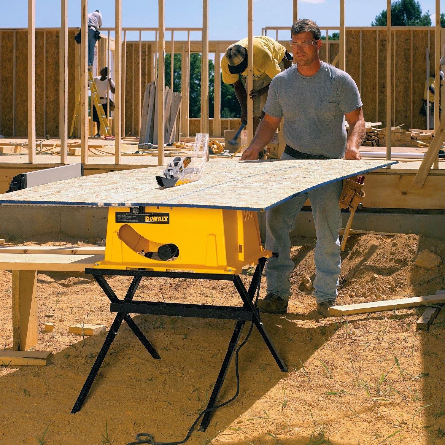 for projects woodworking mobile dewalt forum my table stand new saw