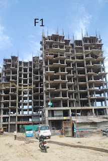 Amrapali Terrace Homes :: Construction Update f1