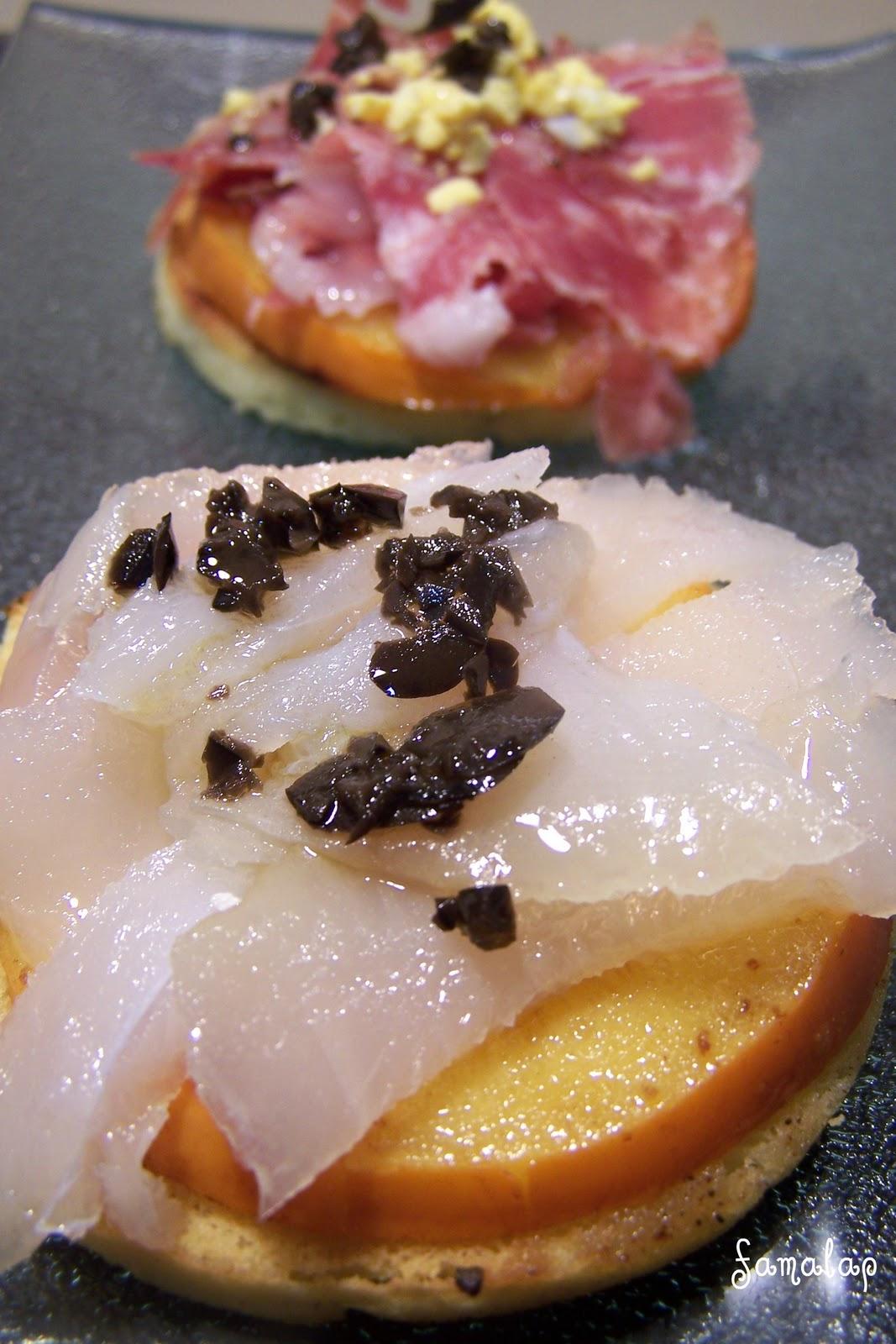Cocina f cil sin gluten pintxo mar y tierra sin gluten - Cocina facil sin gluten ...