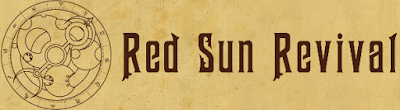 Red Sun Revival Logo