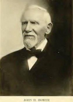 John Henry Hower 1822-1916