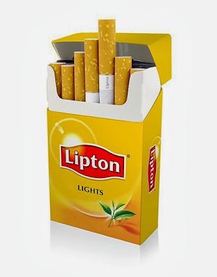 Сигареты липтон чай