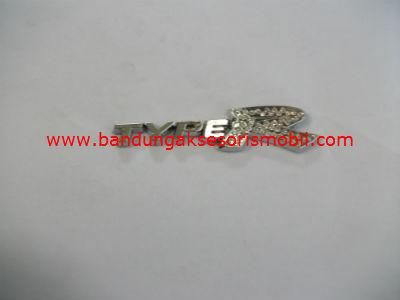 Emblem Type R Berlian