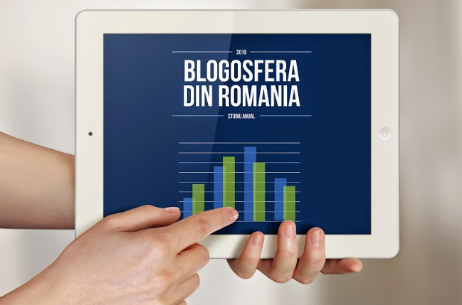 Blogosfera din Romania in 2015