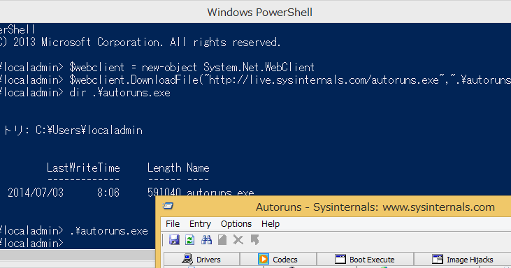 PowerShell - How to download a file? - B# NET Blog